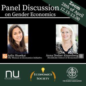 Stockholm School of Economics Online  Panel, 28th April 2020
