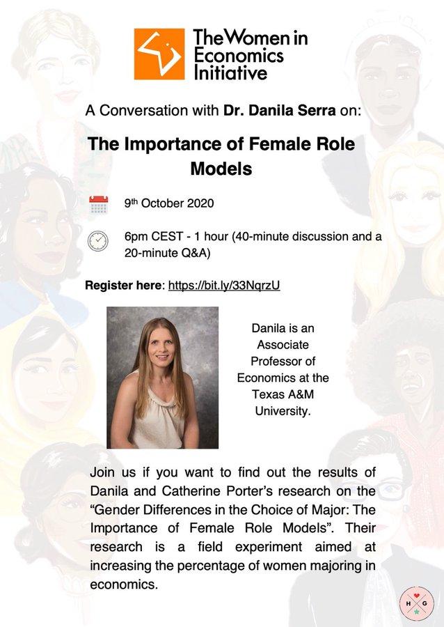 A conversation with Dr. Danila Serra