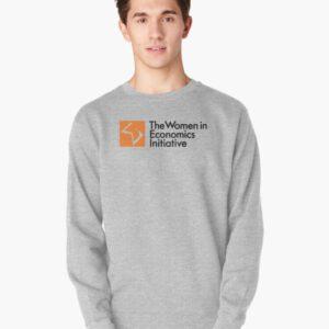 WiE Logo Pullover Sweatshirt