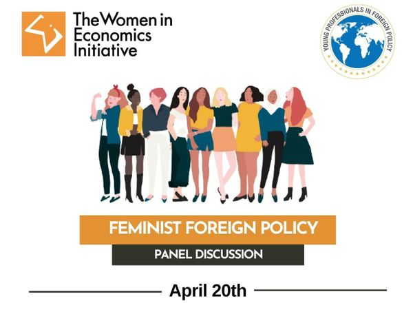 You are currently viewing Feminist Foreign Policy YPFP