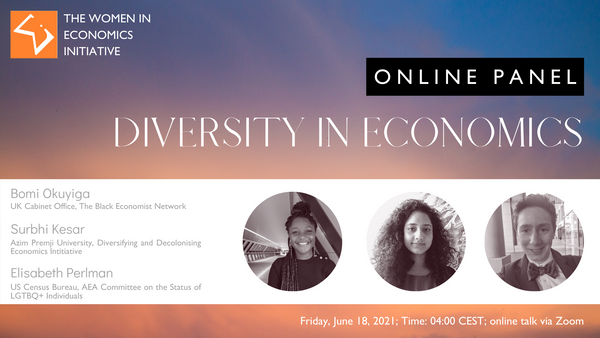 Read more about the article Diversity in Economics