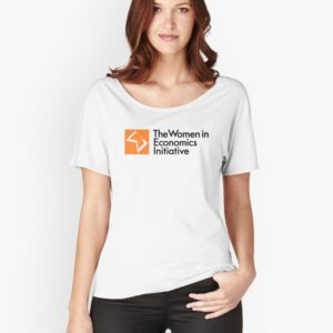 WiE Logo Relaxed Fit T-Shirt
