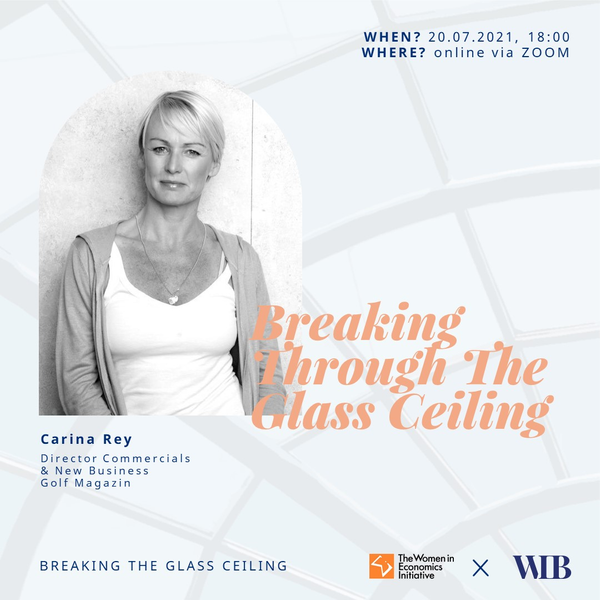"""You are currently viewing """"Breaking Through The Glass Ceiling"""""""