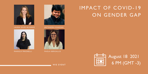 You are currently viewing Impact of Covid-19 on Gender Gap
